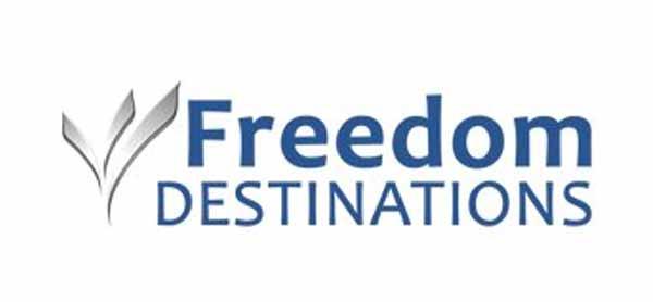 Freedom Destinations Logo