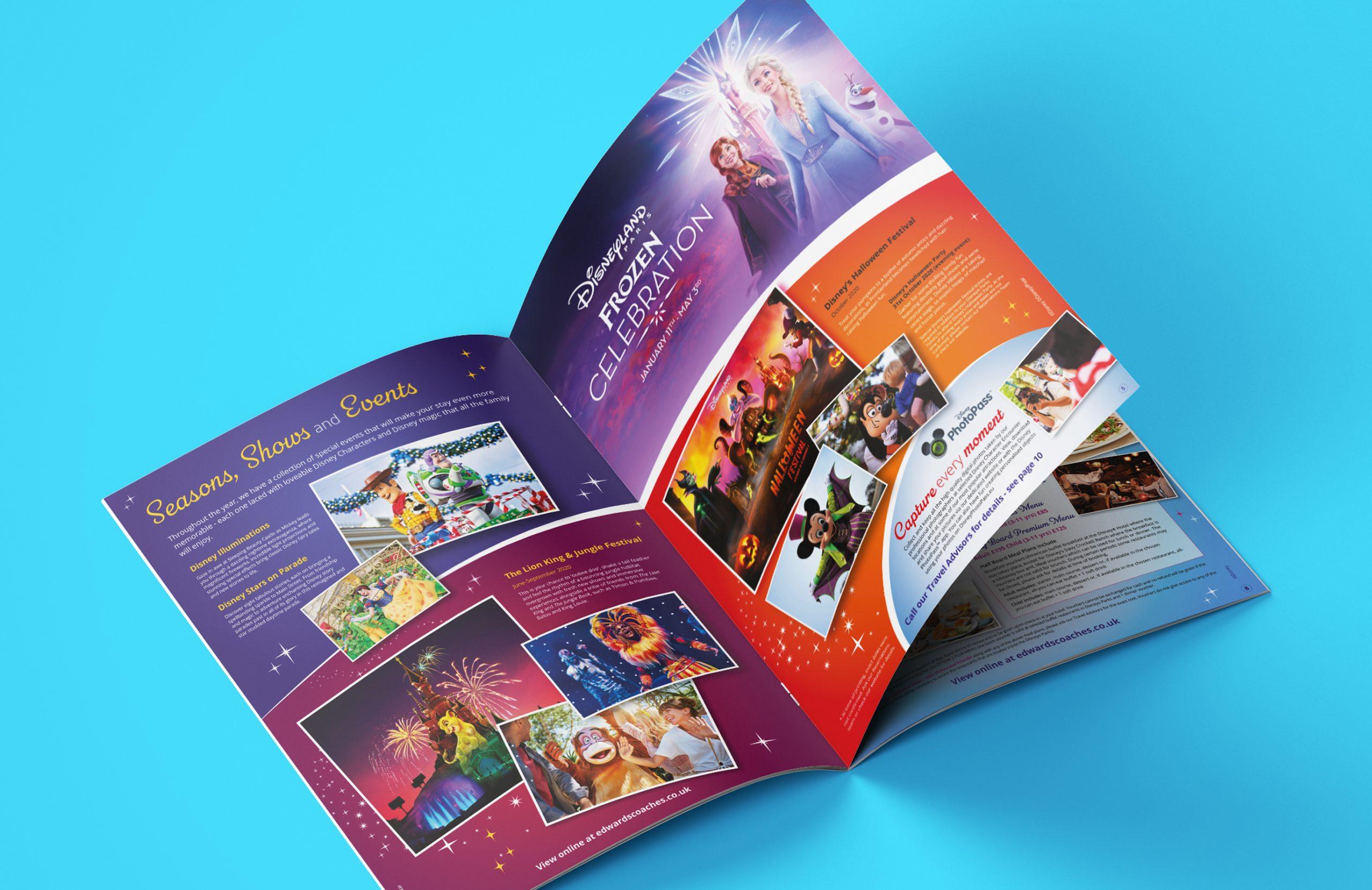 Disneyland Hotels Spread Magazine