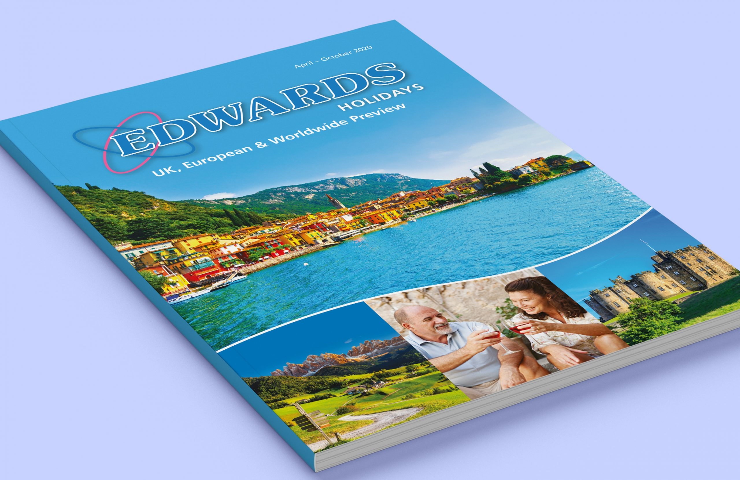Edwards Travel Summer Brochure 2020