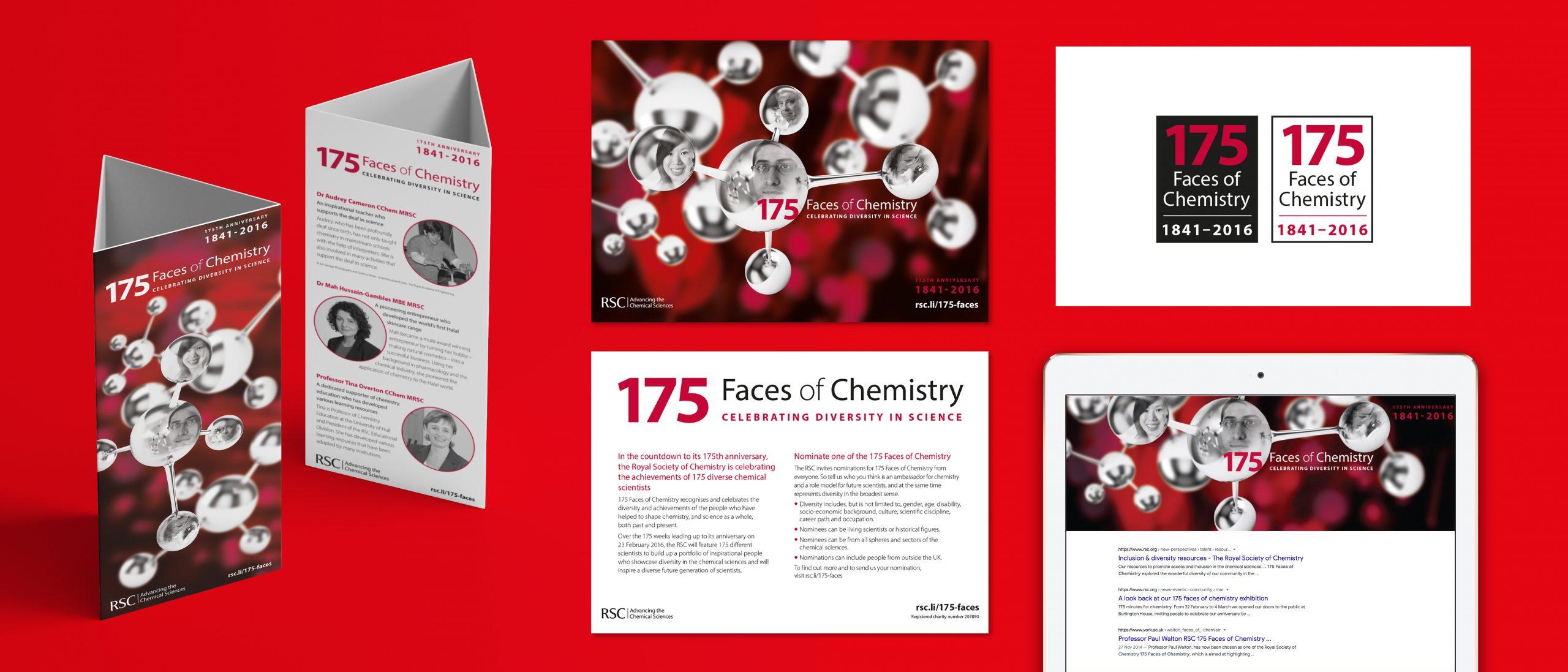 RSC Chemistry Flyer Design