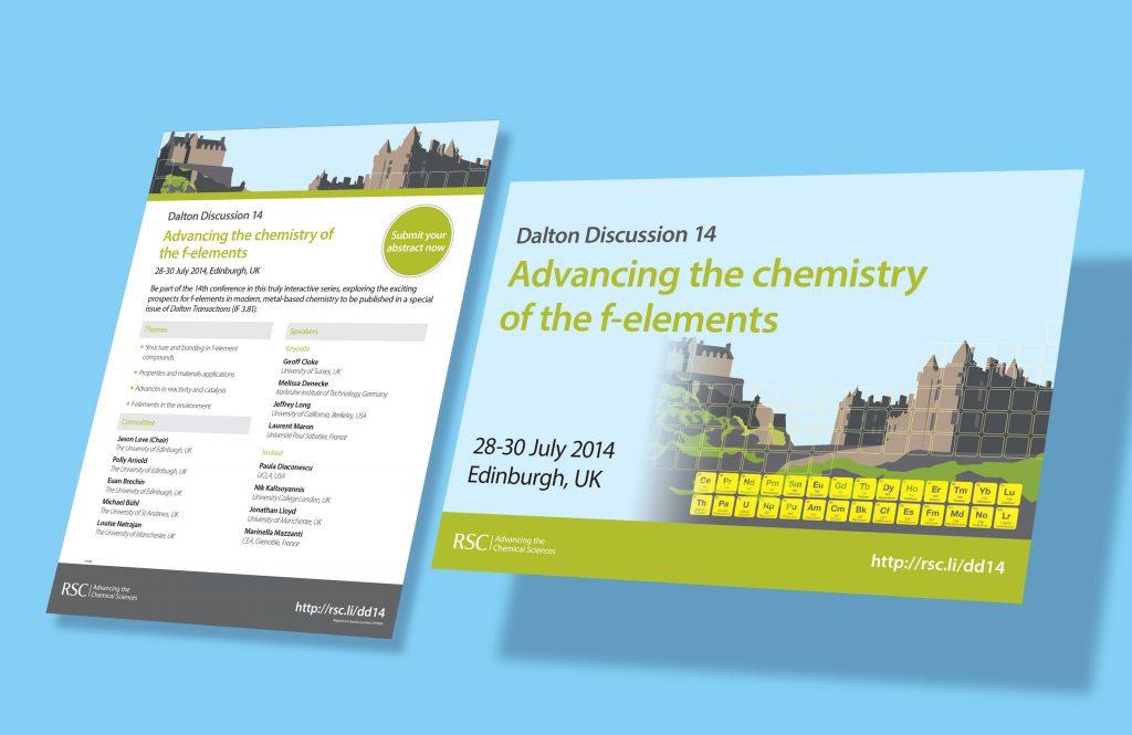 Chemistry Flyer Deisgn