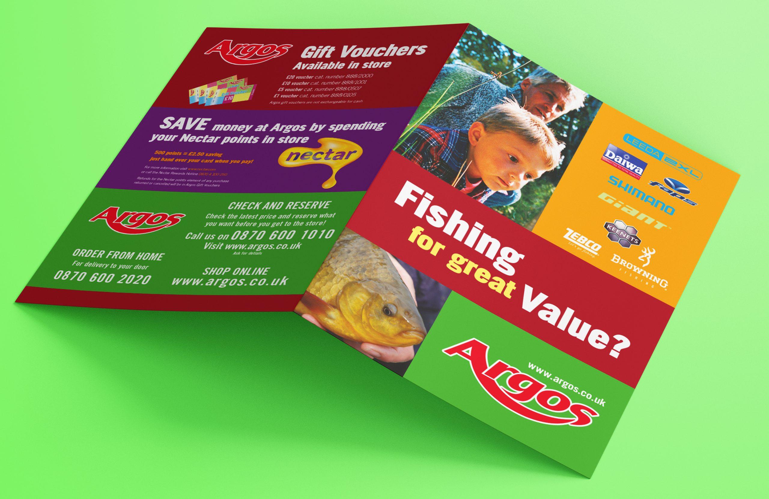 Fishing Argos Creative