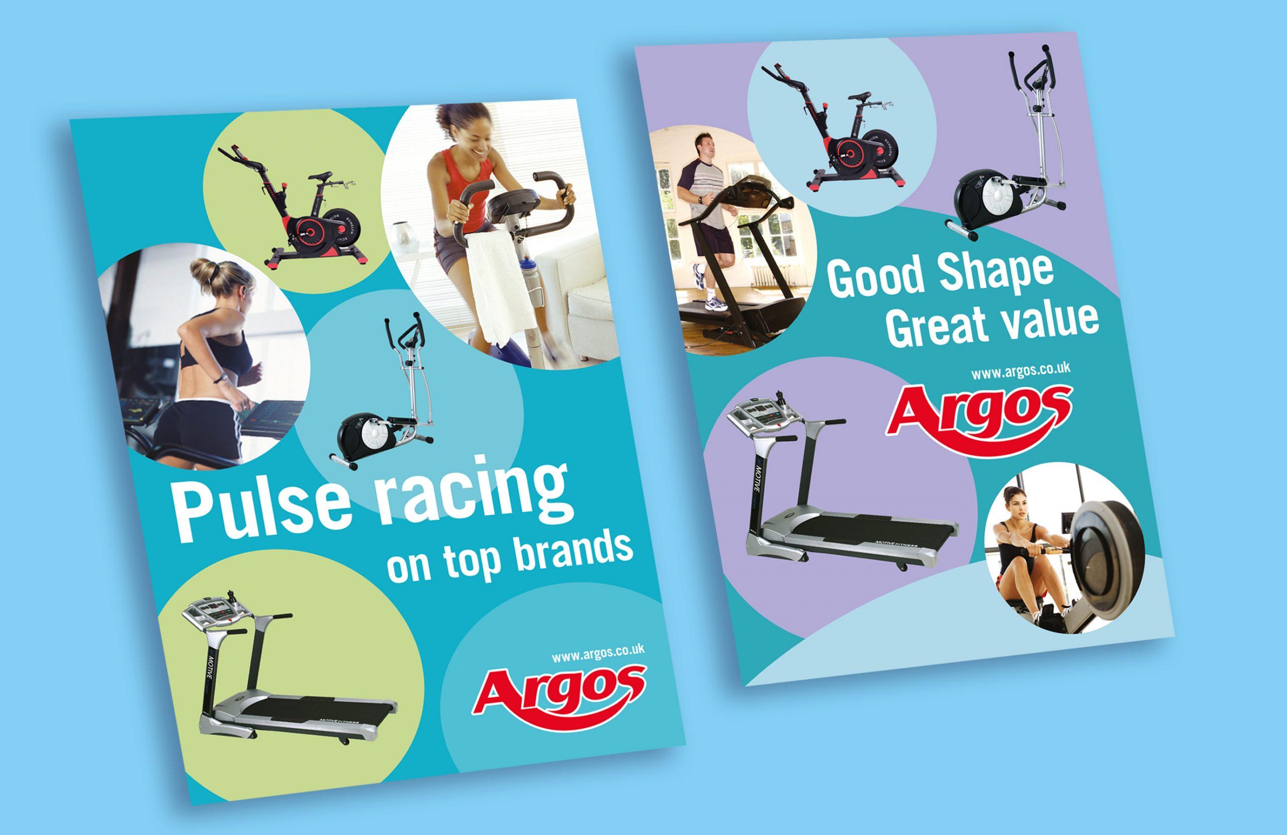 Argos Catalogue Design