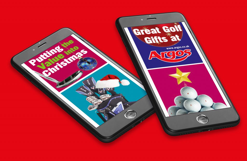 Argos Christmas Banners